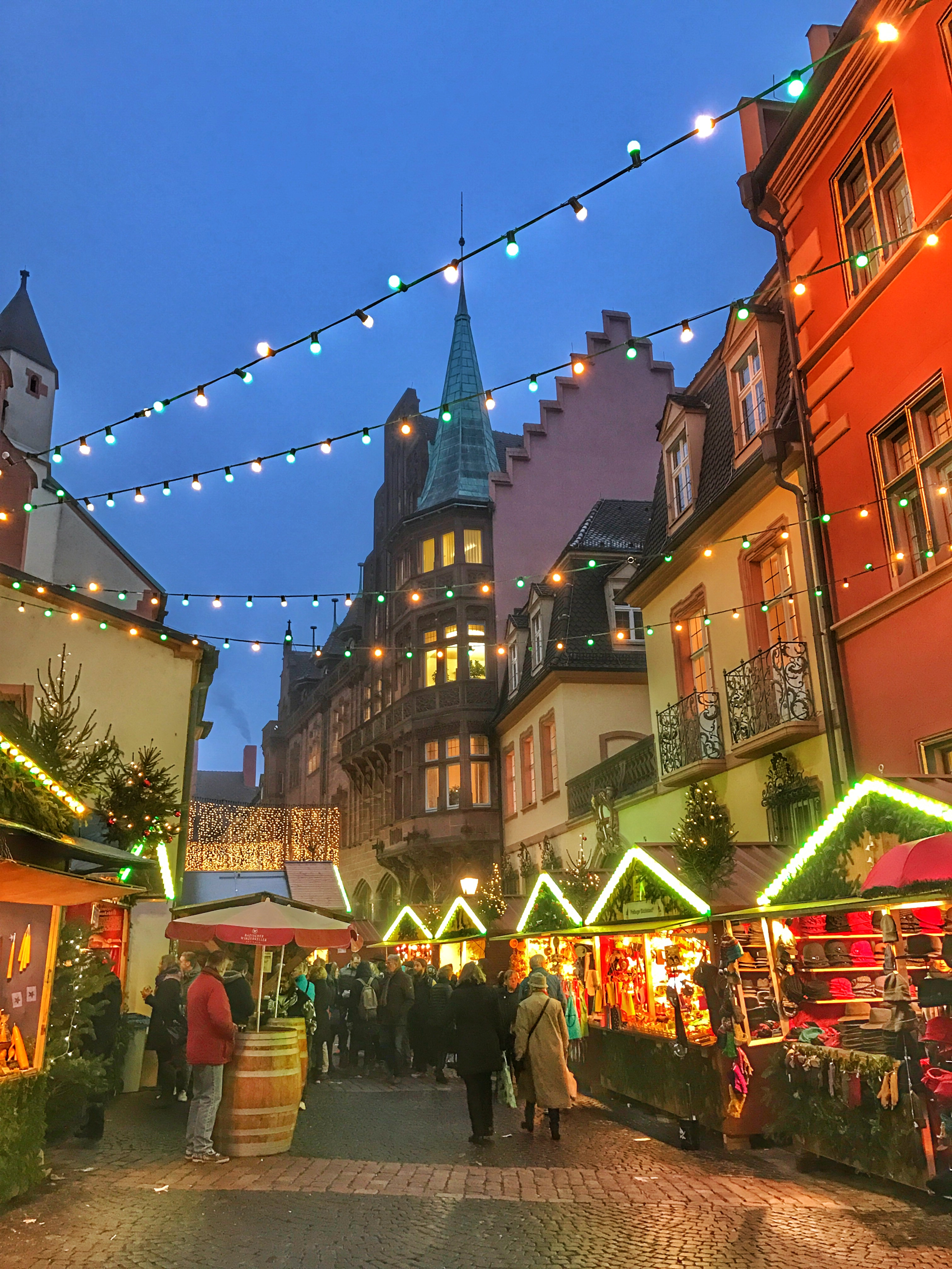 europe christmas market breaks 2018
